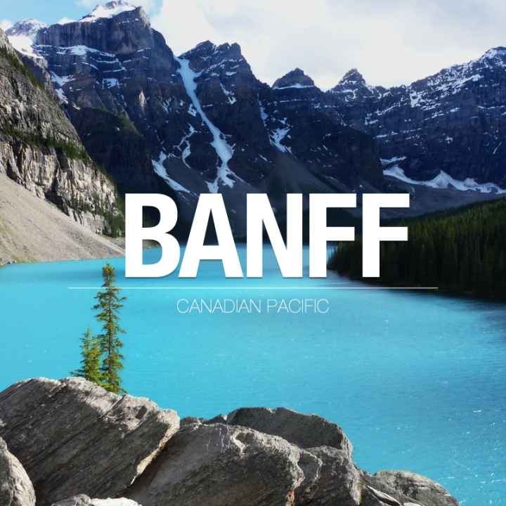 Banff National Park, Canadian Pacific