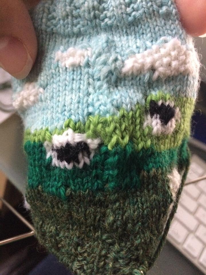 Bad knitting