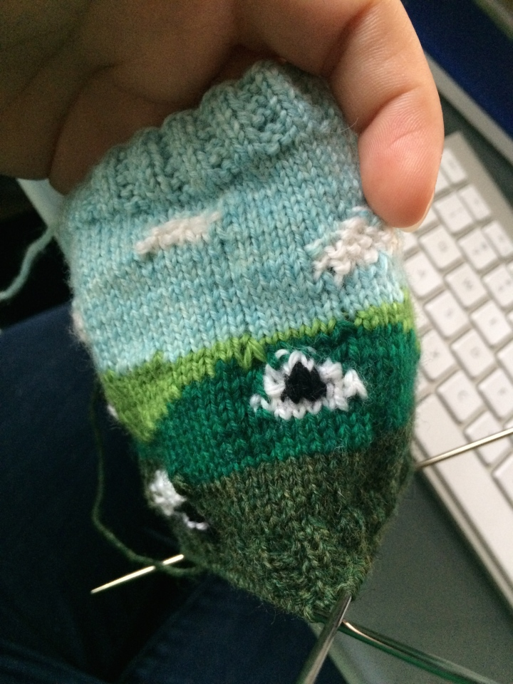 Crappy knitting