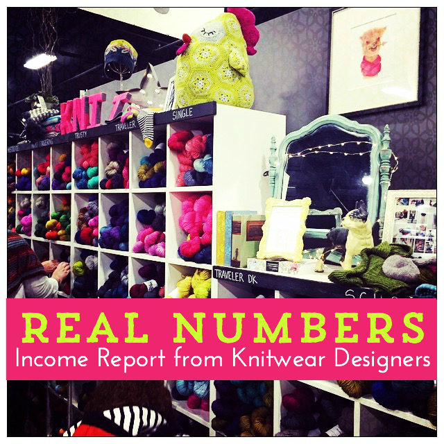 5 Real Income Reports from Knitwear Designers