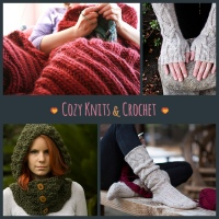 Cozy Knits & Crochet